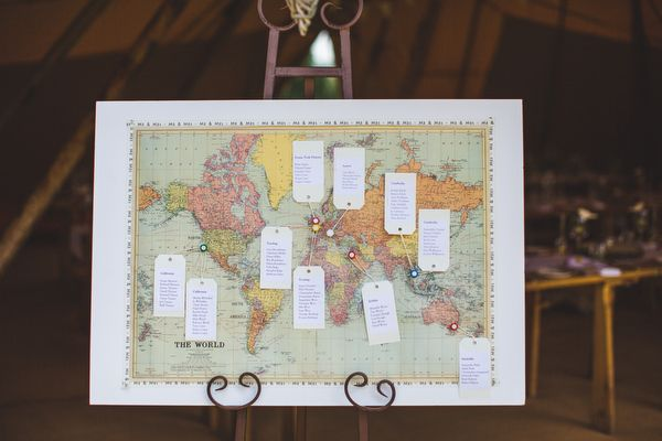English Country Garden Downton Abbey Wedding Map Seating Plan http://www.s6photography.co.uk/