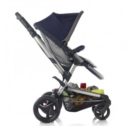 Jané Trider Extreme Stroller Review - enough stograge capacity stroller for shopping