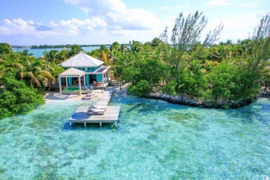 Soukromé ostrovy | Cayo Espanto | Marianne