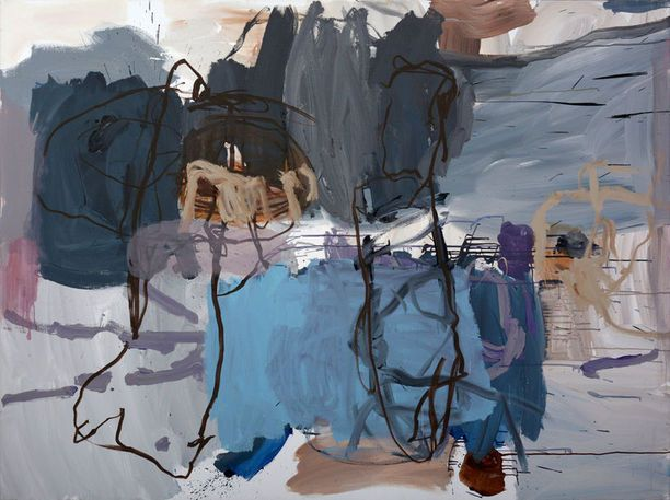 Peter Skovgaard 200x150, olje på lerret