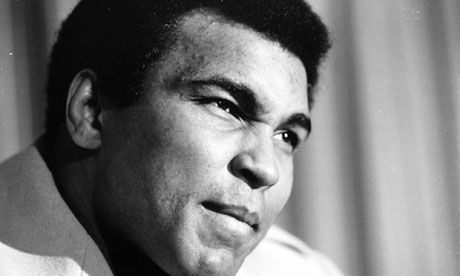 WOW and now the NSA/Government want us to trust them...really...seriously...WOW.....Declassified NSA files show agency spied on Muhammad Ali and MLK