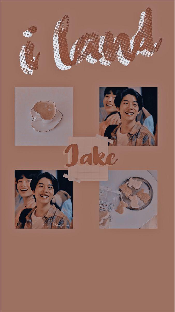 Jake Iland Wallpaper Bighit Soft Di 2020 Wallpaper Lucu Gambar Wallpaper Ponsel