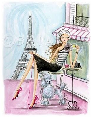 the scent of parisian women