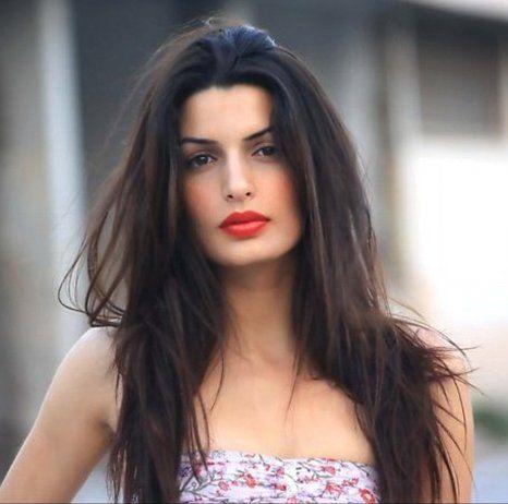 "Tonia Sotiropoulos, Greek actress ""Skyfall"""