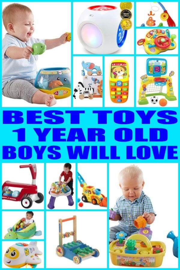 Best Christmas Gifts For One Year Old