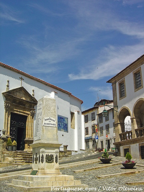 Largo do Principal Bragança Enjoy Portugal Cottages and Manor Houses Travel to Portugal Portugal Honeymoons