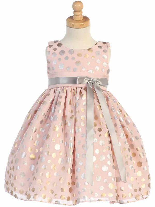Fancy Special Occasion and Easter Dresses for Baby Infant Toddler and Little Girls