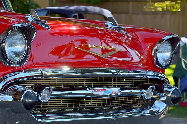 Cool Chevy Photograph