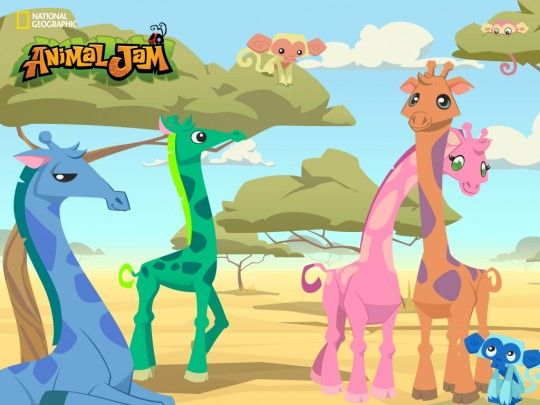 69 best jam like an animal animal jam images on - Animal jam desktop backgrounds ...