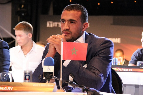 Badr Hari the Best one