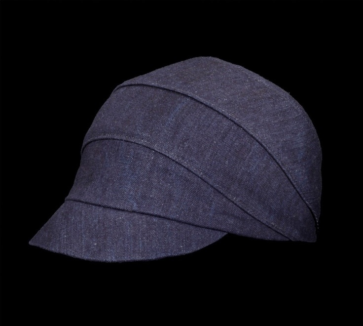 Costo Nisa 100% Recycled Denim; love the shape of this hat to buy