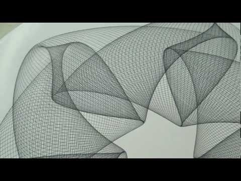 Drawing Machine II - YouTube