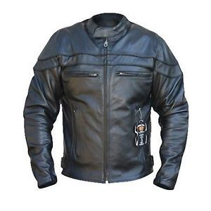 sturgis monza negro de cuero del zurriago desnuda ce blindado vented chaqueta de moto - Categoria: Avisos Clasificados Gratis  Estado del Producto: Nuevo con etiquetasPremier 13m Heavy Duty Naked Cowhide Top Grain Leather Soft, Thick and Strong CE Armour Hard CE 16211 In Shoulders & Elbows also Soft Back protection pad All RemovableRRP A249,99 Offer Price A119,99 This leather is soft, strong and durable Easy to wear and moulds well to your body shape The quality is A1 You will NOT be…
