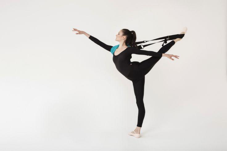 Melanie Hamrick | Flexistretcher classic arabesque