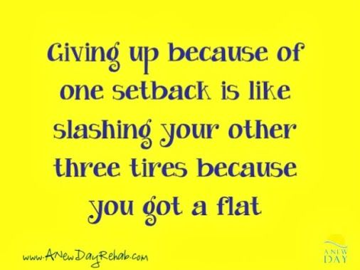 I refuse to give up, even though there has been some setbacks, I am still alive and there's something to be said about that! #Ifoughttheclot#getaclueclotskillyou. TM