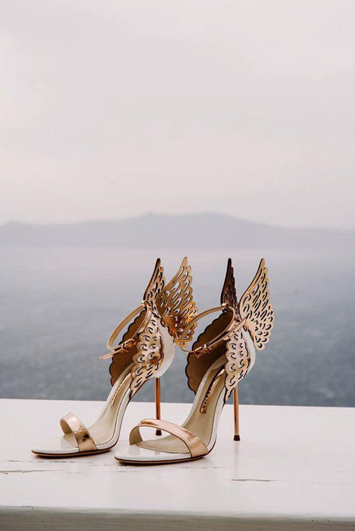 Evangeline Sandals ~ we ❤ this! moncheribridals.com