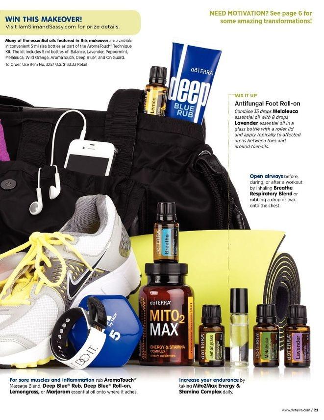 Makeover Essentials Makeup Reviews: GYM BAG MAKEOVER .