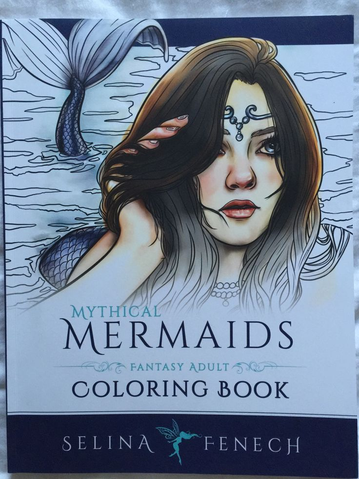 Chronic Fantasy: Adult Coloring Book