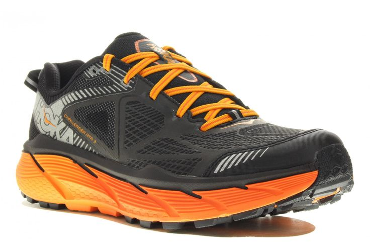 Hoka One One Challenger ATR 3 M pas cher - Chaussures homme running Trail en promo