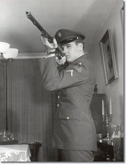 Elvis Shooting