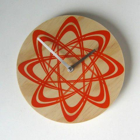 Objectify Clock - Atom