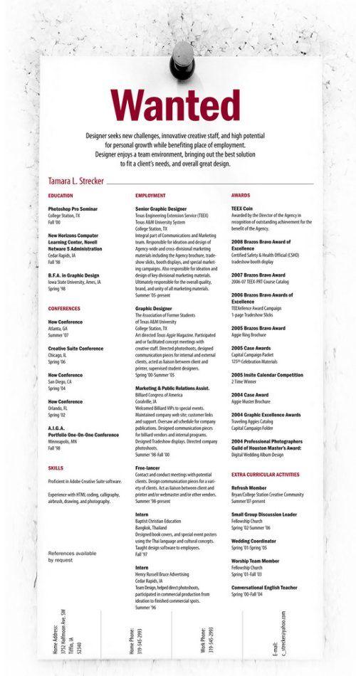 9 best Great Resumes images on Pinterest Resume work, Creative - bill gates resume