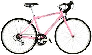 Dawes Pink Road Bike from Bikes Direct. 249.99