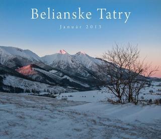 Je koniec mesiaca a pribúda ďalšia, internetová kniha o Belianskych Tatrách