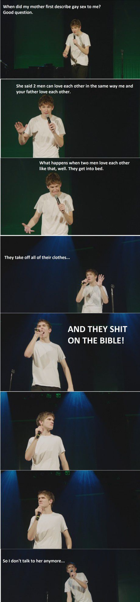 Bo Burnham. So good.  // funny pictures - funny photos - funny images - funny pics - funny quotes - #lol #humor #funnypictures