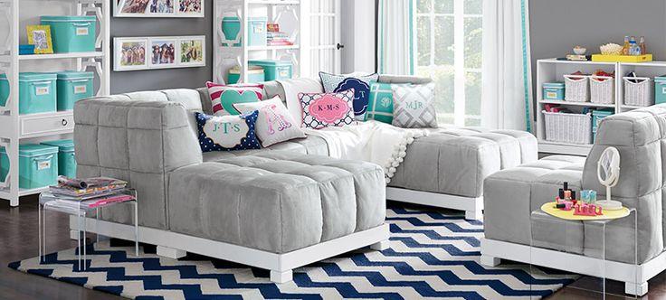 Lounge Furniture & Room Ideas | PBteen