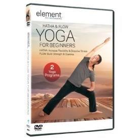 Yoga beginner DVD - learn proper poses
