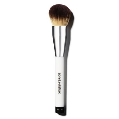 Sonia Kashuk® Core Tools Synthetic Buffing Brush - No 130 - good dupe for the Sigma f80 flat top kabuki brush
