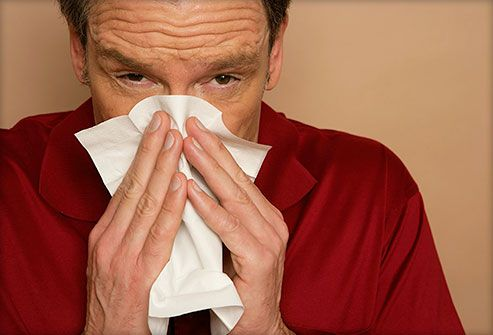 Allergy is a Very Common Disorder Among the Whole Population