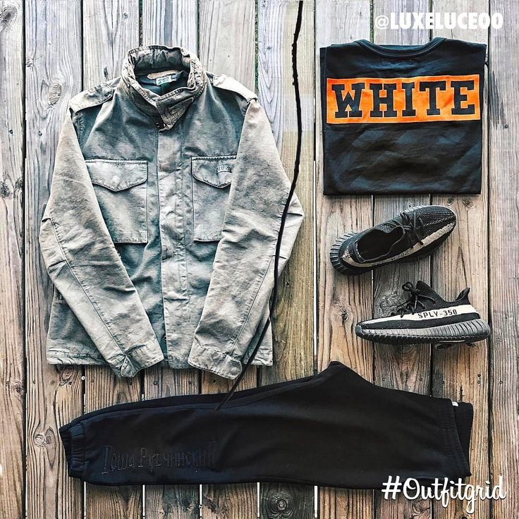 "12.4 m Gostos, 63 Comentários - Outfitgrid™ (@outfitgrid) no Instagram: ""Today's top #outfitgrid is by @will_i_ian. ▫️#PurposeTour #Jacket ▫️#Supreme #Sade #Tee…"""