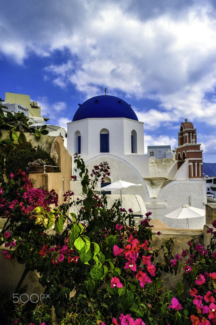 Beautiful Oia, Santorini, Greece. - Selected by www.oiamansion in Santorini.