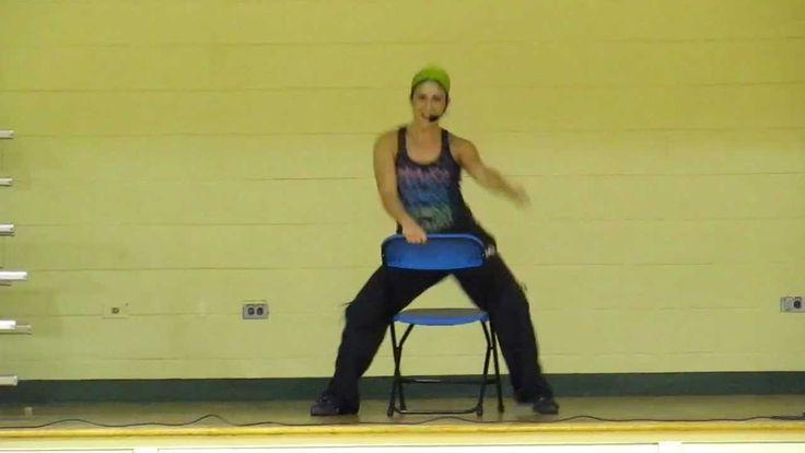 1000 images about zumba short videos on pinterest taio for Chair zumba
