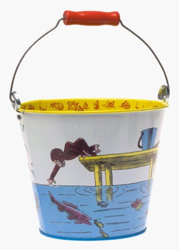 schylling curious george pail by schylling httpwwwamazoncom