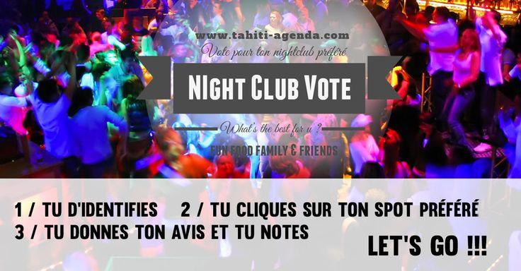 La meilleure boîte de nuit à Tahiti ? Vous avez une préférence pour un établissement en particulier? Votez et partagez votre opinion.