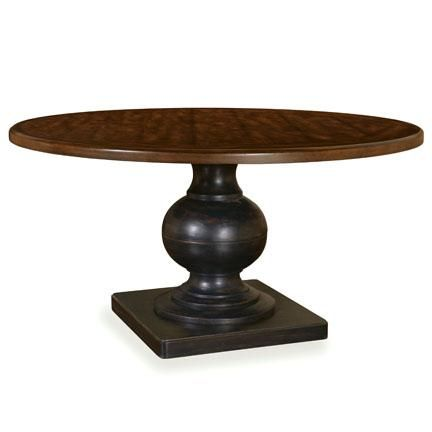 1000 images about pedestal tables on pinterest pedestal for Dining room table 40 x 60