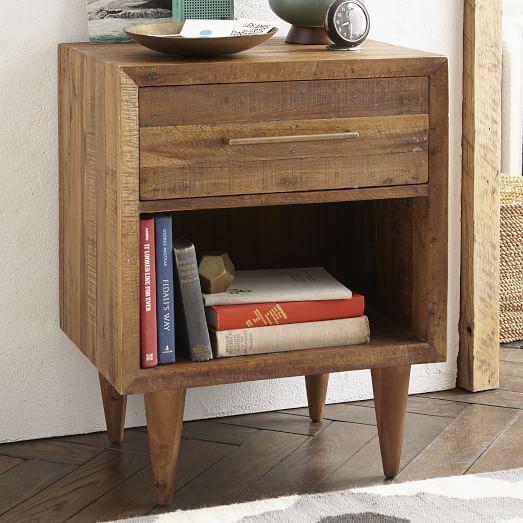 Best 25 Wood nightstand ideas on Pinterest