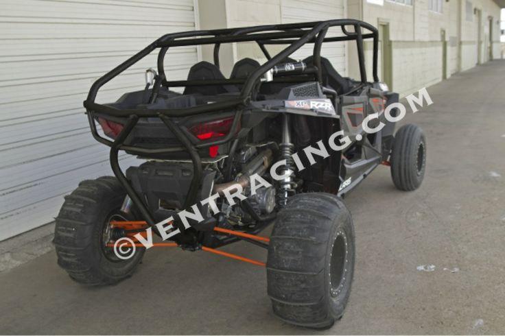 Vent Racing Polaris Xp 1000 Xp1k 4 Seat Cage Bolts On