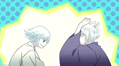 """""""No secret moves! We're starting over."""" Tomoe, the worst loser...but he's still soooooo hot!"""