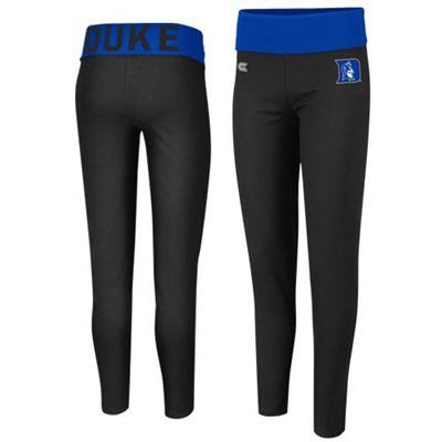 Duke Blue Devils Ladies Yoga Leggings