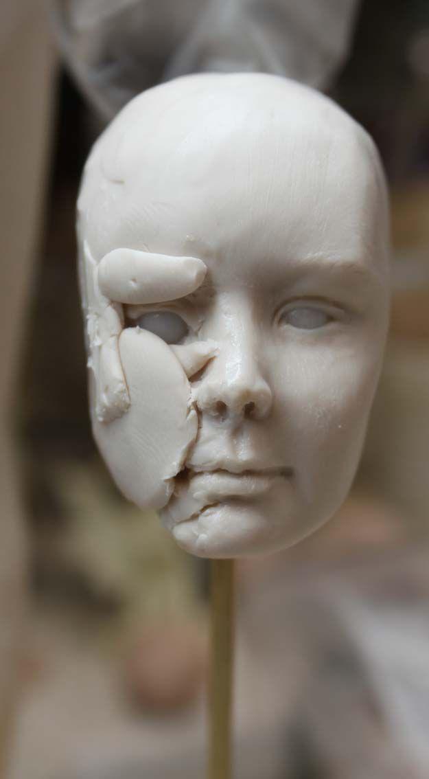 Art doll tutorials and many miniatures - http://www.pinterest.com/nazesen/tutorials