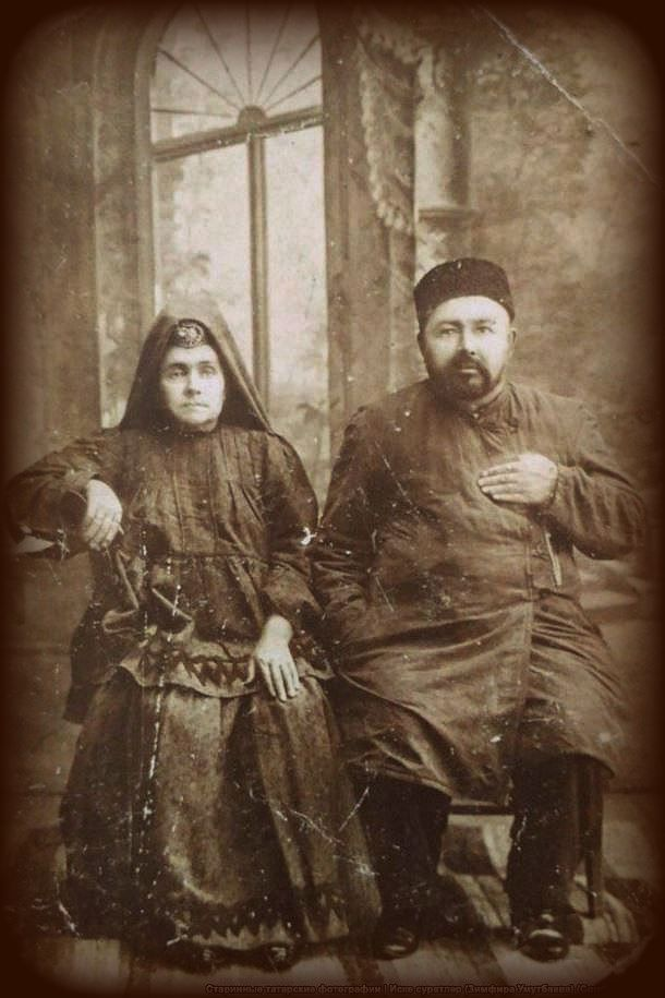 много дореволюционные фото татар имена лучших