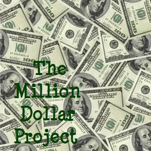 Million Dollar Project for Pre-Algebra...I DID THIS IN 6TH GRADE!!!!!It wa sby far the funnest math project EVER!!!! =)
