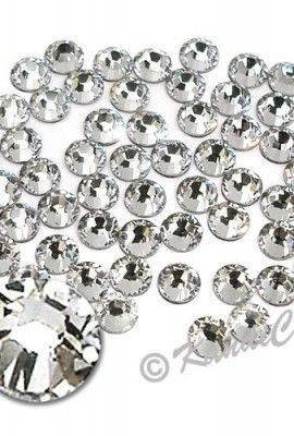Swarovski-SS20-5mm-Clear-Crystal-Flatback-144-pcs-1-Gross-Non-HotFix-0