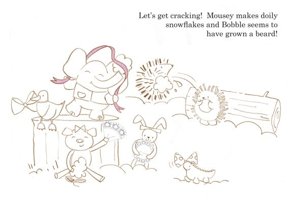 Welcome to this year's count down to Christmas, Emily Button has Fun in the Snow is a lovely new book for you to print off and colour in. Have fun! Page 17, Day 16.  http://www.emilybutton.co.uk/News/