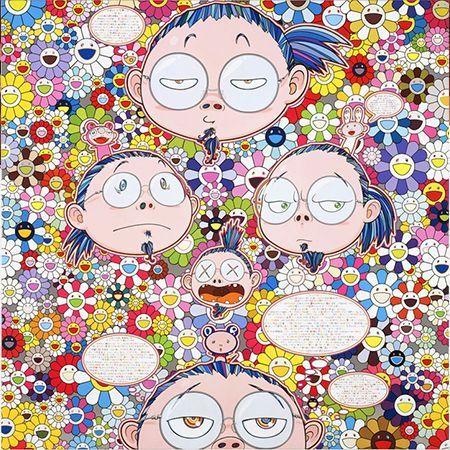 Très 36 best Takashi Murakami images on Pinterest | Takashi murakami  VW08