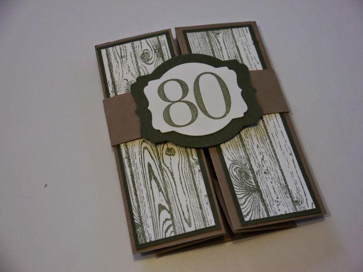 die besten 25+ einladung zum 80. geburtstag ideen auf pinterest, Einladungsentwurf